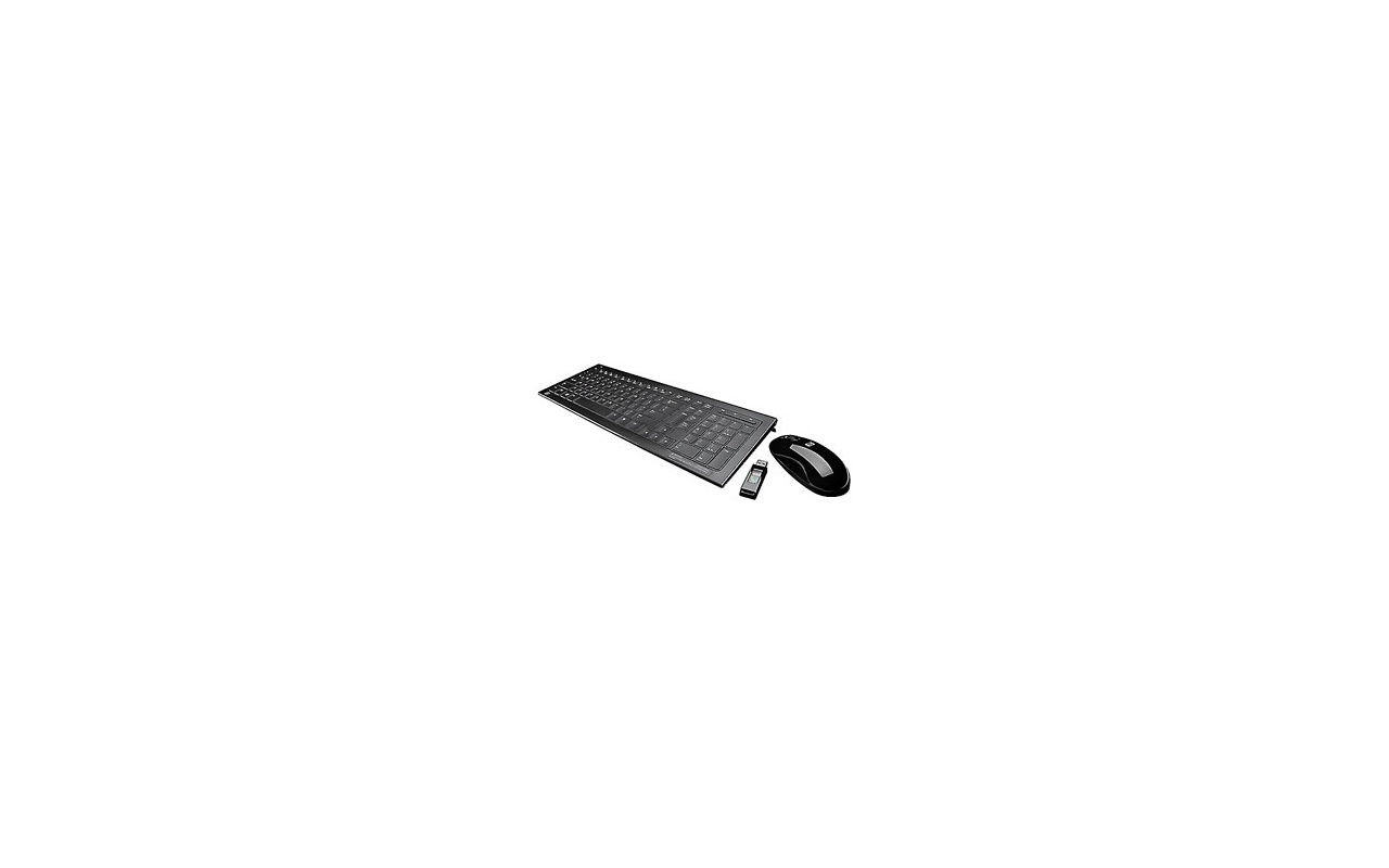 how to connect hp wireless keyboard to desktop
