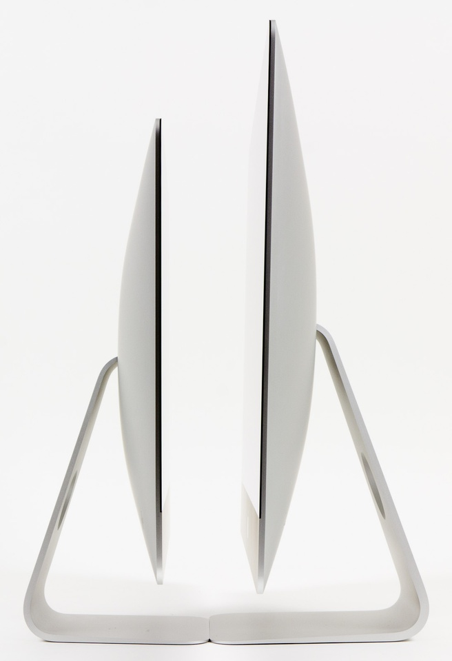De 2012-iMacs