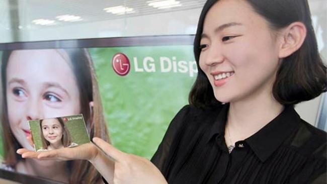 """LG: full hd-scherm op 5"""""""