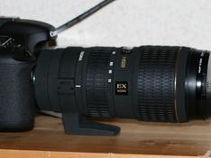 Sigma 70-200 2.8 HSM APO EX + 7D