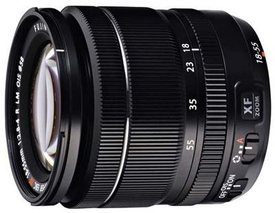 Fujifilm XF 18-55mm-lens