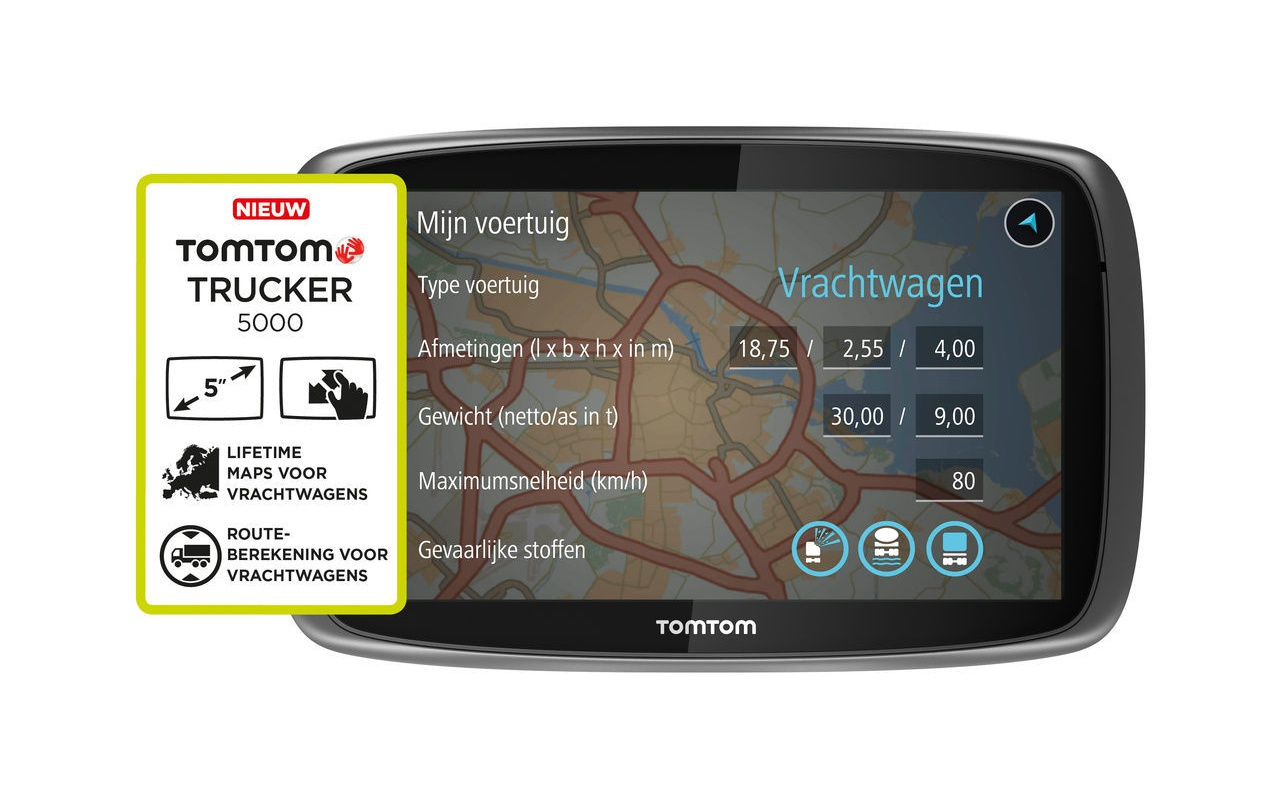 tomtom trucker 6000 europa specificaties tweakers. Black Bedroom Furniture Sets. Home Design Ideas