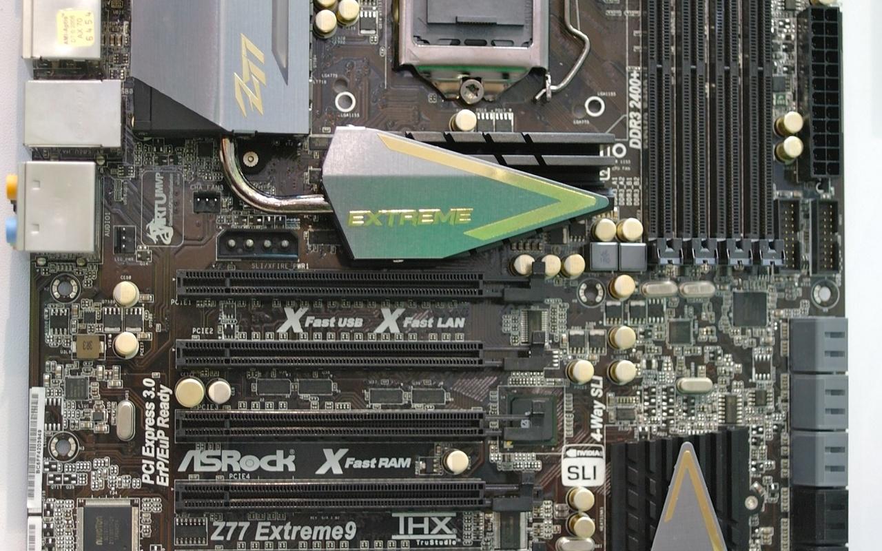Asrock Z77 Extreme9