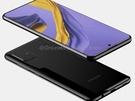 Samsung Galaxy A51-renders