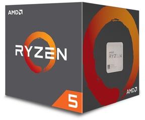 AMD Ryzen 5 1400 Boxed Wraith Stealth koeler