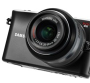 Samsung NX100 links