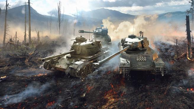 World of Tanks Blitz 5.0