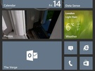 Mogelijke implementatie van achtergronden in Windows Phone 8.1