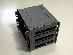 Thermaltake Core X9 kabinet gedemonteerd