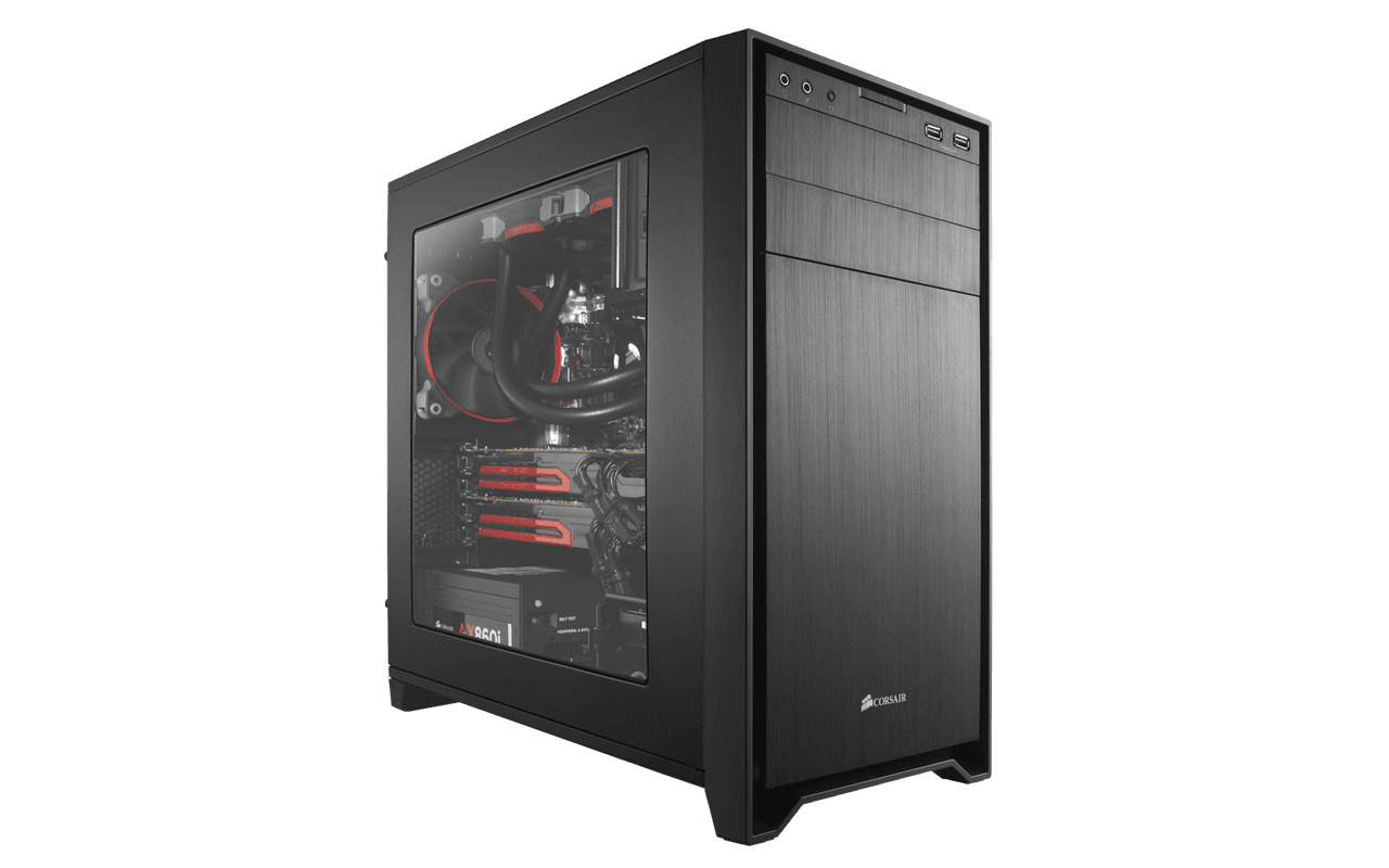 Corsair Obsidian 350D Window