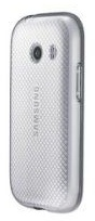 Samsung Protective Cover+ Galaxy Ace Style (grey)