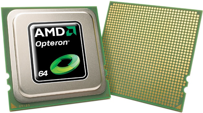 HP AMD Opteron 8356