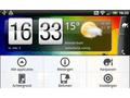 Screenshot HTC Desire Z