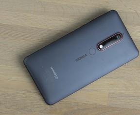 Nokia 6.1 in roundup 300 euro