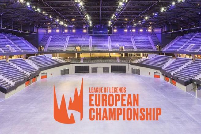 League of Legends LEC Ahoy Rotterdam