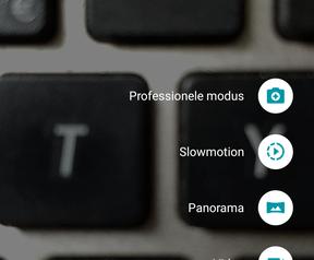 Camera-app Moto G5 Plus