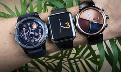 Android Wear, Tizen en watchOS