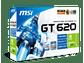 Goedkoopste MSI N620GT-MD1GD3/OC