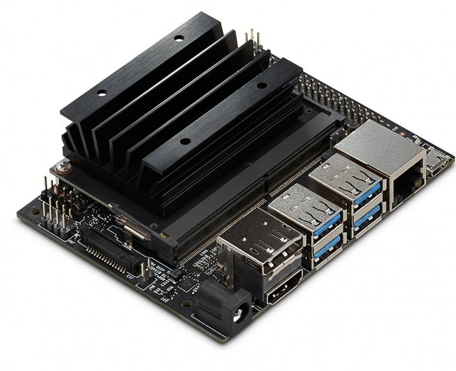 Nvidia Jetson Nano Dev Kit