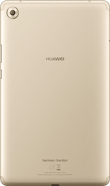 Huawei MediaPad M5 8.4 Goud