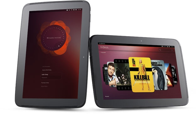 Ubuntu on tablets