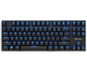 Sharkoon PureWriter TKL Kailh Blue (Qwerty US)