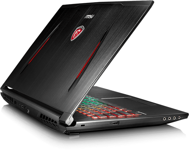 MSI GTX 1070 laptop