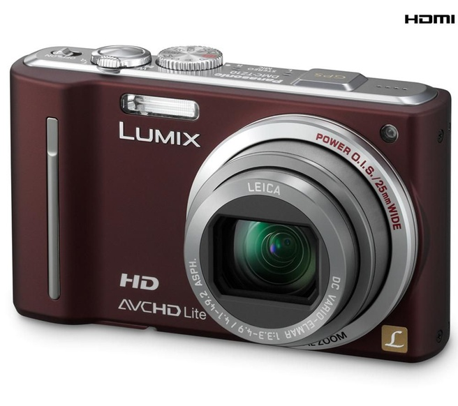Panasonic DMC - TZ10