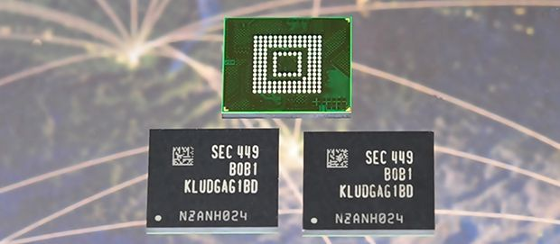 Samsung UFS 128GB