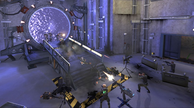 Stargate Resistance screenshot