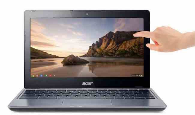 Acer C720 Touch