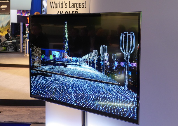 Panasonic 4k-oled-tv prototype printmethode