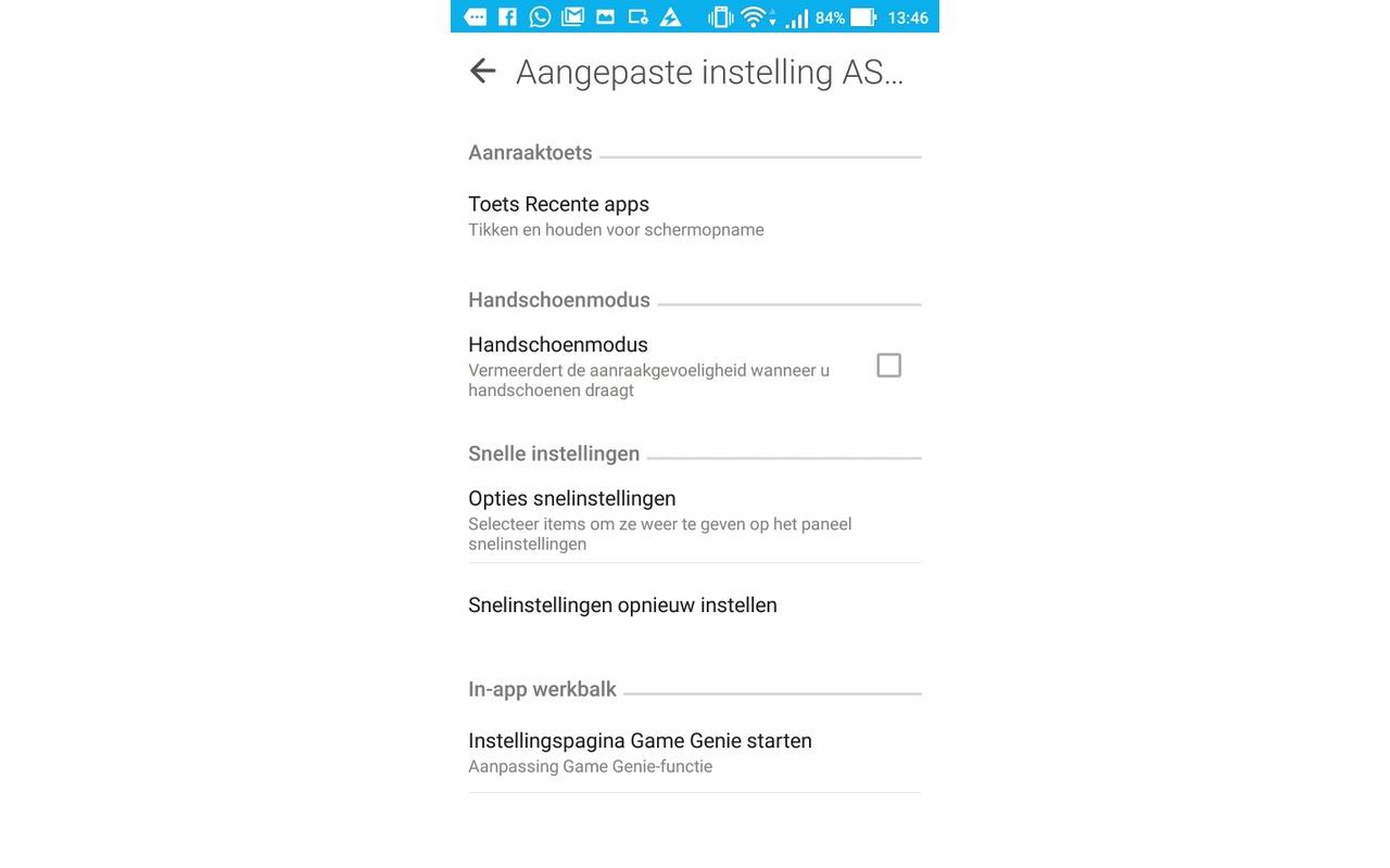 Software divers Asus Zenfone 3