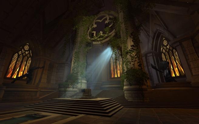 Interview World of Warcraft: Legion