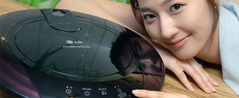 LG VR6172LVM robotstofzuiger