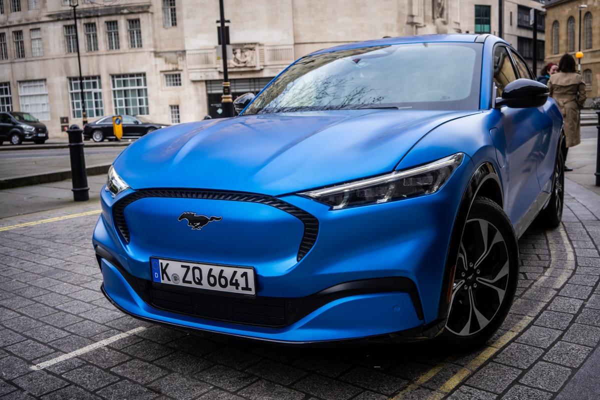 Fords eerste ev: de Mustang Mach E Achtergrond Tweakers