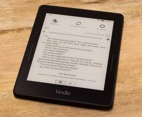 Automatische helderheid Amazon Kindle Voyage