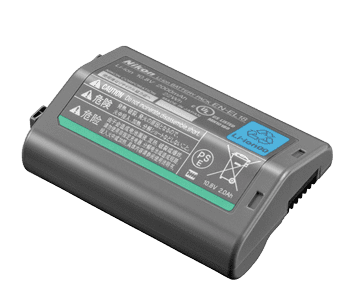 Nikon EN-EL18 Li-Ion Batterij