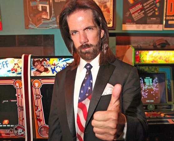 Billy Mitchell - The King of Kong