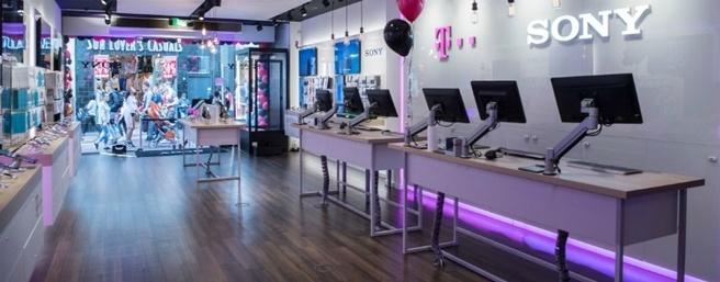 T-Mobile-winkel
