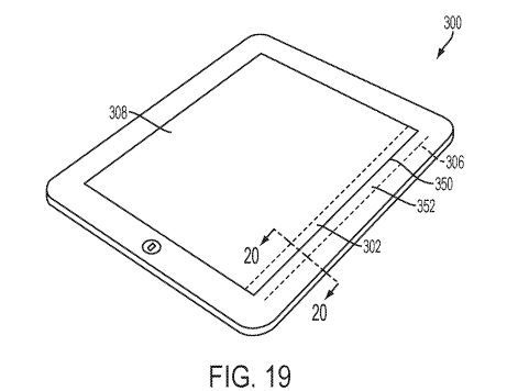Patentaanvraag Apple Touch Bar met e-ink