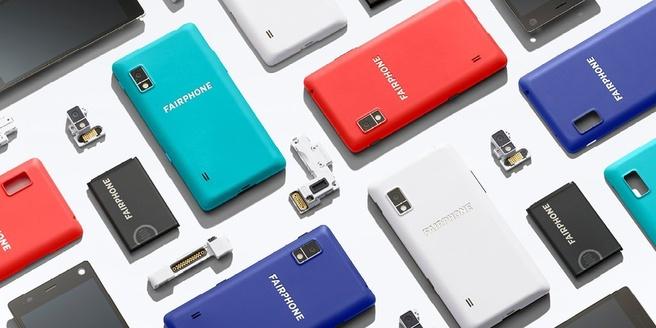 Fairphone 2-modules