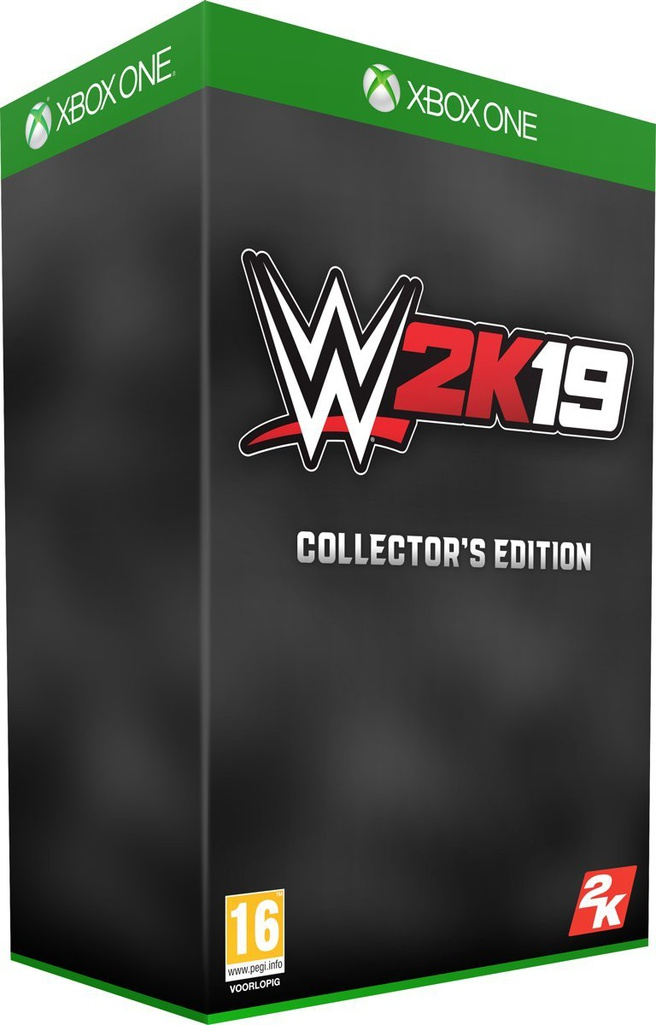 WWE 2K19 (Collector's Edition), Xbox One