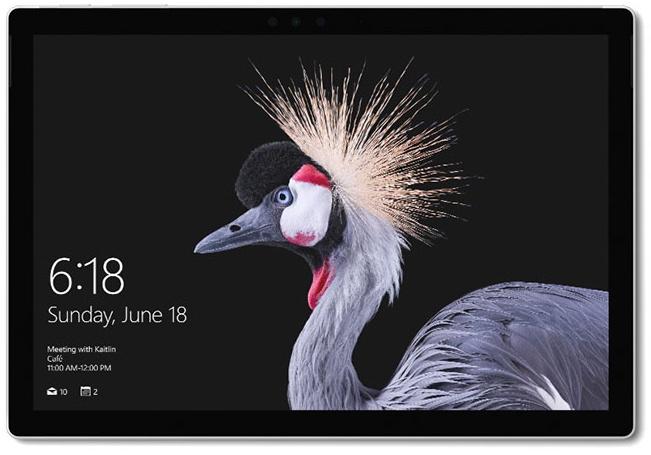 Microsoft Surface Pro (2017) Core i5, 8GB ram, 256GB ssd Value Added Promo 1 Zilver