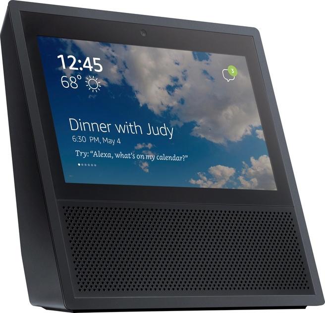 Amazon Echo met scherm