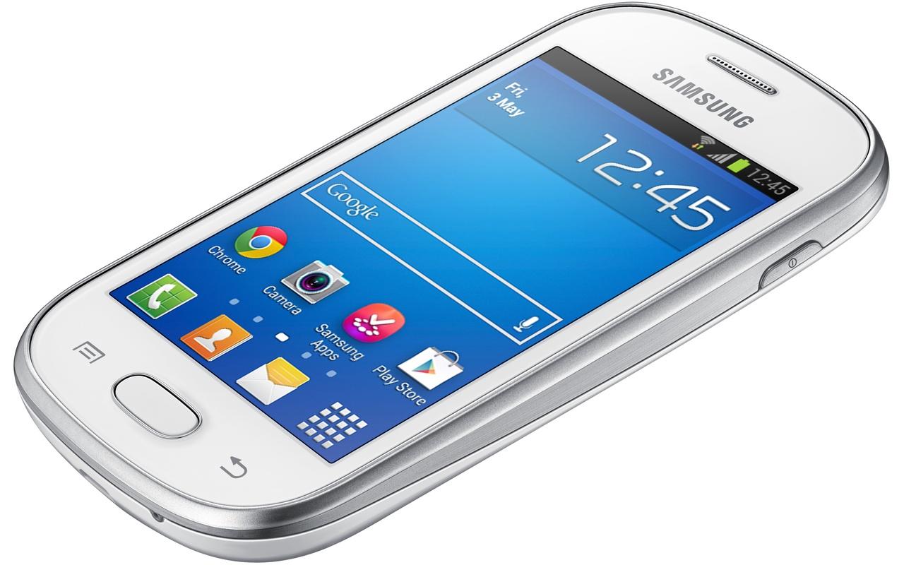 Samsung Galaxy Fame Lite Wit
