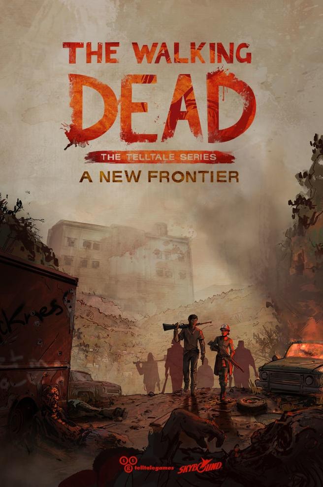 The Walking Dead: Season 3, PC (Windows)
