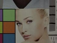 Testkaart- iPhone 6 - weinig licht