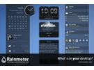 Rainmeter 2.1 screenshot