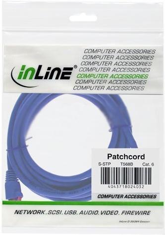 InLine 10m Cat.6(A) S-STP/PiMF